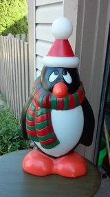 CHILLY WILLY PENGUIN BLOW MOLD in Joliet, Illinois