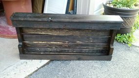 SOLID WOOD HANGING SHELF in Lockport, Illinois