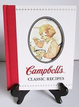 Campbell's Classic Recipes Cookbook Nostalgic Hardcover Beautiful Photographs in Joliet, Illinois