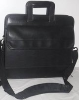 Leather Briefcase w/ shoulder strap in Chicago, Illinois