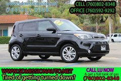 2016 Kia Soul  Ask for Louis (760) 802-8348 in Oceanside, California