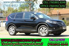 2014 Honda CR-V EX Ask for Louis (760) 802-8348 in Oceanside, California