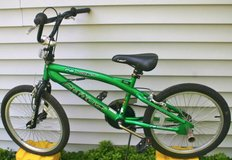 "BIKE, FREESTYLE, Boy's 20"" 20-inch STUNT Bicycle Kent Chaos REDUCED! in Glendale Heights, Illinois"