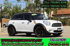 2015 MINI Countryman Cooper Ask for Louis (760) 802-8348 in Oceanside, California