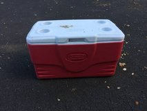 Coleman cooler in Schofield Barracks, Hawaii