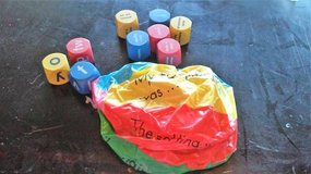 STORY STARTER CUBES + QUESTION BALL in Chicago, Illinois