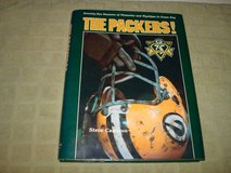 1993 Green Bay Packers Hard Covered Book in Brookfield, Wisconsin