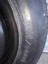 99-04 Honda Odyssey usedspare rim temporary wheel tire T135/80D16 BRAN in Roseville, California