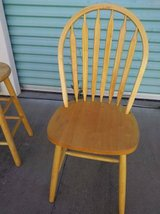 Maple Windsor Style Chair in Travis AFB, California