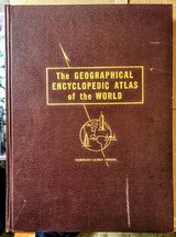 World Atlas - Geographical Encyclopedic Atlas of the World in Westmont, Illinois
