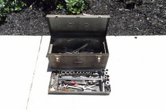 Craftsman Toolbox with Tools in Travis AFB, California