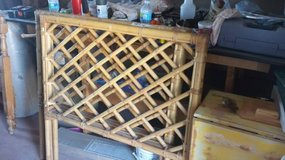 2-Vintage Twin Cali-Asian Bamboo Headboards in 29 Palms, California