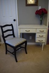 Antique Style Desk and Chair / Sewing Machine Table in Fort Campbell, Kentucky