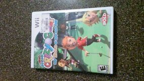 Wii CRAZY GOLF GAME in Bolingbrook, Illinois