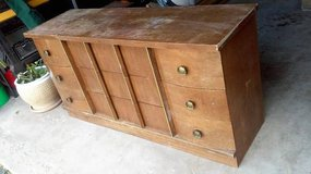 VINTAGE DRESSER FOR REFINISHING in Bolingbrook, Illinois