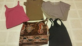Ladies clothing in size small to medium in new to like new condition in Camp Pendleton, California