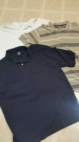 Mens size XL golf shirts by Izod and Docker in Camp Pendleton, California