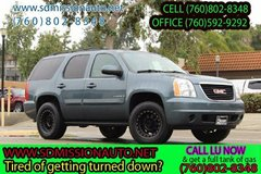 2008 GMC Yukon SLE Ask for Louis (760) 802-8348 in Camp Pendleton, California