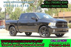 2015 Ram Ram Pickup 1500 Express Ask for Louis (760) 802-8348 in Oceanside, California