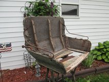 Antique Buggy Seat in Fort Drum, New York