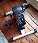 Brookstone Stationary Bike/Exerciser in Bartlett, Illinois