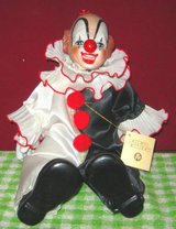 CLOWN DOLL - MUSICAL in Elgin, Illinois