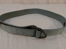 specter special ops rigger gray blue large 48 x 2 tactical waist belt  00281 in Huntington Beach, California