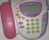Mattel Barbie Talk With Me Cordless Phone & Answering Machine Ages 3+ in Bolingbrook, Illinois
