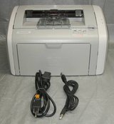 HP Laserjet 1020 Workgroup Laser Printer in Naperville, Illinois