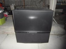mitsubishi black hd 1080 series flat screen tv high definition  33588 in Huntington Beach, California