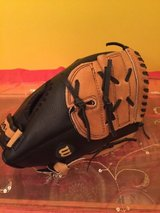 "Wilson a360 youth leather baseball glove, 11"", wta0360bb11, rht in Morris, Illinois"