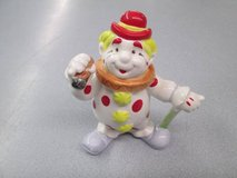 Antique Porcelain clowns in Cherry Point, North Carolina