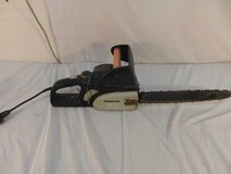 "remington 3.0 peak hp 16"" electric chainsaw black needs new chain  32770 in Fort Carson, Colorado"
