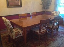 Ethan Allen Dining Table and Chairs in Bartlett, Illinois