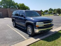 2003 Chevy Tahoe 4x4-very clean and low miles in Lawton, Oklahoma