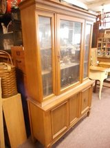 Pretty 2 Piece Cabinet in St. Charles, Illinois