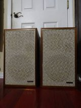 RARE VINTAGE SUNWOOD SUN-120B 3 WAY SPEAKERS SYSTEM JAPAN in Fairfield, California