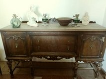 Antique Sideboard in Yucca Valley, California