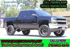 2016 Chevrolet Silverado 1500 LS Ask for Louis (760) 802-8348 in Oceanside, California