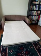 Sleeper Sofa - Full size with Metal Action in Columbia, South Carolina