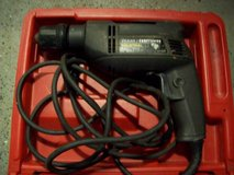CRAFTSMAN CORDED DRILL in Glendale Heights, Illinois