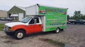 1999 Ford F-350 14' Box Truck - Perfect in and Out - 198K in Batavia, Illinois