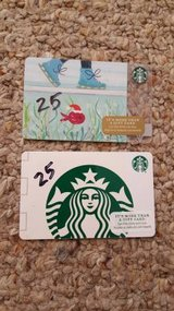 Starbucks Gift Cards in Batavia, Illinois