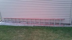 14 foot fiberglass ladder (1 section of an extension ladder) in Morris, Illinois