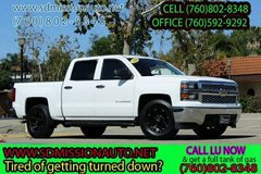 2014 Chevrolet Silverado 1500 LT Ask for Louis (760) 802-8348 in Camp Pendleton, California