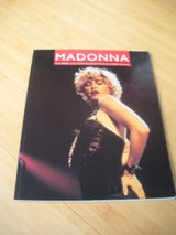 madonna~the new illustrated biography by debbi voller 1990 pc in Batavia, Illinois