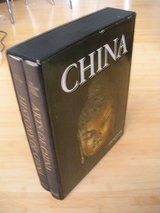 horizon 2 volume book set - the arts of china & history of china (boxed set) in Batavia, Illinois