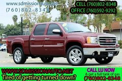 2013 GMC Sierra 1500 SLE Ask for Louis (760) 802-8348 in Camp Pendleton, California