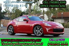 2013 Nissan 370Z Base Ask for Louis (760) 802-8348 in Vista, California