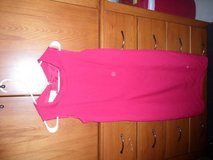 Long Sleeveless Dress - Red - Size 6 in Lackland AFB, Texas